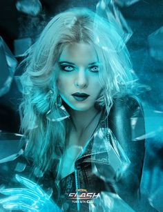 Danielle Panabaker as Killer Frost The Flash CW by Bosslogic