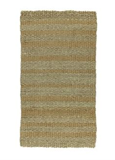 Hemp and Jute Rug (70cm x 120cm) - £10.00