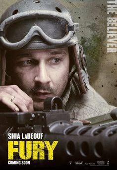 Fury-Shia LaBeouf