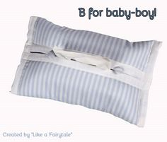 Kids Decor, Tissue Holders, Bed Pillows, Pillow Cases, Light Blue, Baby Boy, Website, Handmade, Decorations