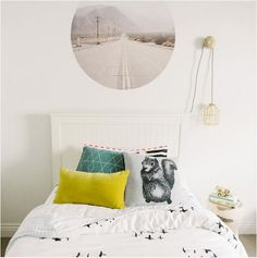 the boo and the boy: kids' rooms from minted interiors