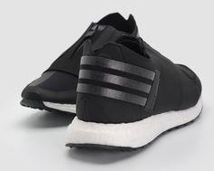 9b5edcf9e1b22 adidas Y-3 Xray Zip Low BOOST Black Puma Sneakers