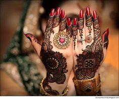 Top 15 Bridal Mehandi Designs for Hands | Bridal Mehndi Designs