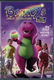 Barney'S Great Adventure Full Movie. Mom and dad dump son Cody, daughter Abby, her best friend Marcella and a baby on the farm with Grandpa and Grandma. Purple dinosaur Barney soon appears to entertain kids, and when a large ...