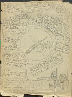 Carl Sagan's Childhood Vision of Space Exploration