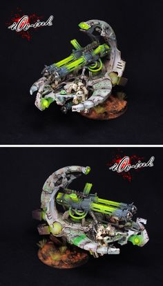 Necron Annihilation Barge