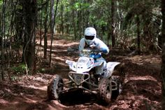Nathaniel Riggins with the Impact Series and some #ATV fun