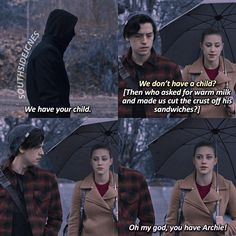 Riverdale Quotes, Riverdale Funny, Bughead Riverdale, Riverdale Archie, Brooklyn Nine Nine, Funny Animal Memes, Funny Memes, Riverdale Wallpaper Iphone, I Dont Fit In