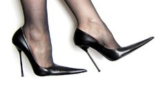 Dream Interpretation Black High Heel Shoes Tmsixdbc