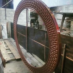 Copper, Brass, Metal Artwork, Handicraft, Patterns, Mirror, Gallery, Projects, Home Decor