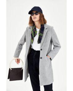 Image 4 of SUPER SOFT COAT from Zara
