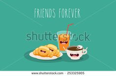Friends Food Stock Photos, Images, & Pictures | Shutterstock