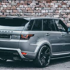 Range Rover Sport, Exotic Cars, Motor Car, Bespoke, Vehicles, Beautiful, Taylormade, Car, Automobile