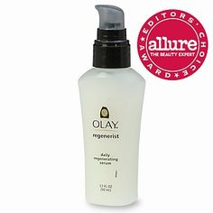 I've been using Oil of Olay since I was 18. I've tried several other more expensive products over the years and always come back to this. I like the fragrance free version. My skin looks pretty good, if I do say so myself!