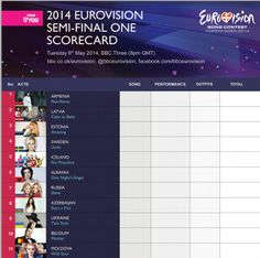 eurovision 2014 uk one direction