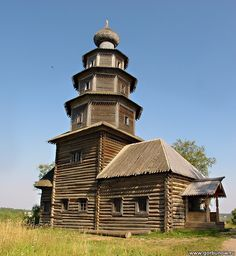 Church of the Ascension 1717, Torzhok, Russia