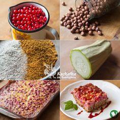 Pomeleme 100 g ovesných vloček a 100 g lískových oříšků, v míse promícháme se 100 g žitné mouky, 100 g sušené třtinové šťávy (nebo cukru), l...