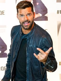 Star Tracks: Tuesday, February 17, 2015 | LOVE AFFAIR | Ricky Martin gears up to meet his fans on Monday at an event promoting his new album A Quien Quiera Escuchar in Miami.