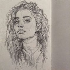Check this out by Anaïs 😍 . About the artist : … Traditional sketching fans? Check this out by Anaïs 😍 . About the artist : Anaïs is an amazing artist who makes… Pencil Art Drawings, Art Drawings Sketches, Portrait Sketches, Pencil Sketching, Horse Drawings, Sketches Of Faces, Drawing Portraits, Pencil Drawing Tutorials, Graphite Drawings