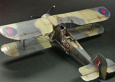 Fairey Swordfish Mk.1, Tamiya 1/48