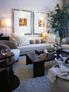 The Art of Displaying Art | Home Decor Accessories & Furniture Ideas for Every Room | HGTV