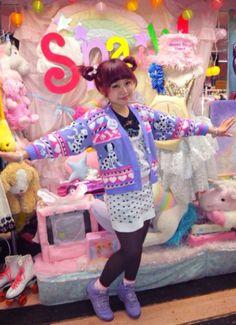 d4345149bb5 80 s pop!  lt 3 Japanese Street Fashion