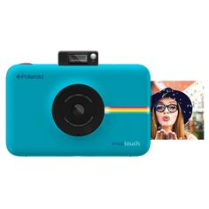 f35268b984 Polaroid Snap Touch Instant Print Digital Camera With LCD Display (Blue)  with Zink Zero Ink Printing Technology – Gadgets For Your Home