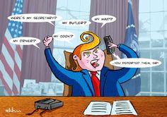 Blog do Elihu: Donald Trump