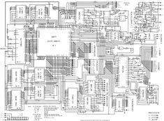 Circuit diagram of Stepper Motor   Electronic Circuits   Pinterest ...