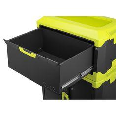 Ryobi Toolblox 2 Door Cabinet 工具箱 In 2019 Ryobi Tools