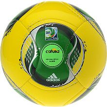 adidas Confederations Cup 2013 Glider Soccer Ball - SportsAuthority.com