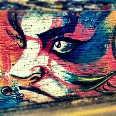 Kabuki #streetart #graffiti #tarragona