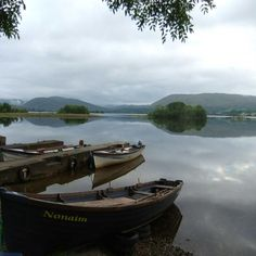 Tranquillity near Oughterard, Lough Corrib, Co Galway