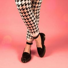 8ef7f026814 Keep your look on point in the Dr Martens Leonie penny loafers.