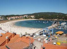 Piso con vistas a la playa en Portonovo, Pontevedra