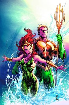 In the aftermath of the Thule invasion, Aquaman must show the people of Atlantis that he was the target of a conspiracy and earn their trust once more. And no, it's not going to be easy...