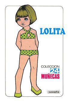 #6 Lolita. Portada