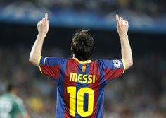 Messi!!! People ask me who he is!! Well he is the one who broke the world record in 2012 by scoring 91 goals, and named the worlds greatest soccer player for four years  in a row.