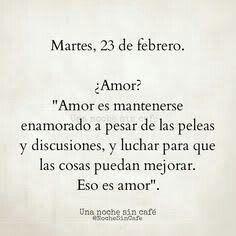 Amor?..