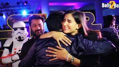 """Indian Bollywood actor Rajkummar Rao attends the India premier of Hollywood film 'Star Wars The Force Awakens' in Mumbai on December 23, 2015.  Click Here For Best Of Bollywood Hot Beauties : http://www.dailymotion.com/playlist/x46r92_Bolly2BoxGossip_best-of-bollywood-beauties  Click on """"Follow"""" link to get more Bollywood Spicy Gossip News Videos Updates : http://www.dailymotion.com/Bolly2BoxGossip  Click Here For Best Of Bollywood Gossips…"""