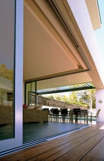 #AWS Commercial 704 Slidemaster doors by Architectural Window Systems Share me! & Series 411 ViewMASTER™ Bi-Fold Door Creates Lasting View by ... Pezcame.Com