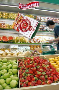 #ads Post strawberries