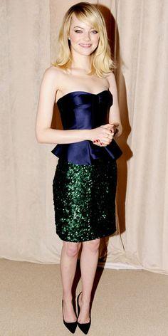 Emma Stone - Star Finder Gallery - Celebrity - InStyle