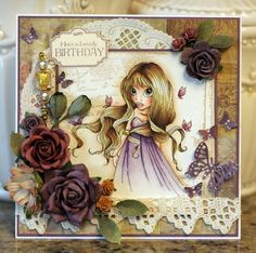 Wild Orchid Crafts: Have a Lovely Birthday