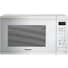 Panasonic Nn Su656w Countertop Microwave Oven With Genius Cooking Sensor And Popcorn On 1 3