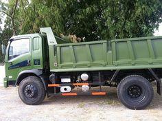 Xe tải ben DongFeng Trường Giang 9.2 tấn