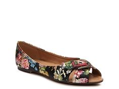 GC Shoes Sunday Floral Flat
