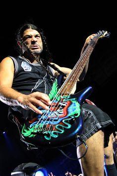 Robert Trujillo- Sonisphere  Warsaw  July 11,  Poland  2014