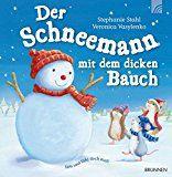 Schneemann und Schneefrau - Fingerspiel