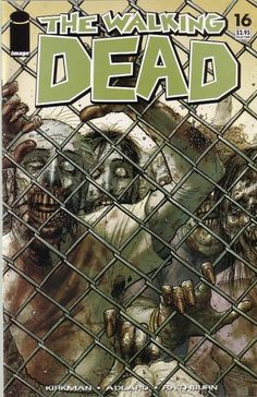 The Walking Dead (Comic Book)